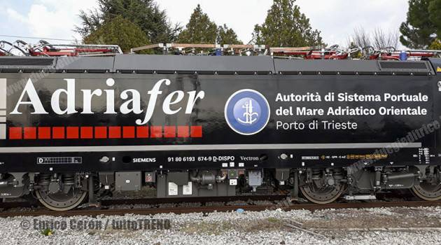 Due Vectron per Adriafer