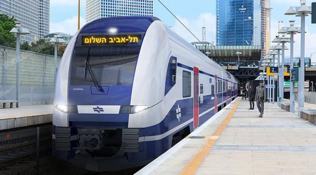 Israele, ISR ordina 60 Desiro HC a Siemens