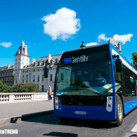 Alstom, bus elettrici in test nei Paesi Bassi