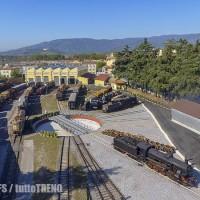 Porte Aperte al DRS di Pistoia e treni storici in Porrettana
