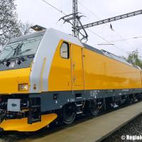 RegioJet, arrivate in Repubblica Ceca le prime 2 TRAXX MS2