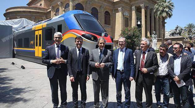 Sicilia, nuovo contratto di servizio con Trenitalia (e 43 nuovi treni)