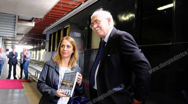 """Presentato il libro """"La Stazione Termini di Roma"""""""