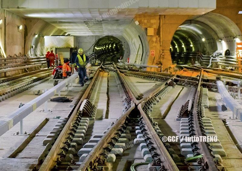 GCF a Copenaghen: terminata la posa del binario della Metro 3