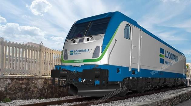 LocoItalia acquista TRAXX DC3 e Vectron