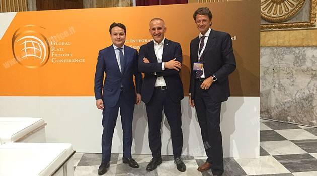 UIC Global Rail Freight Conference, buone prospettive in Italia per Bombardier
