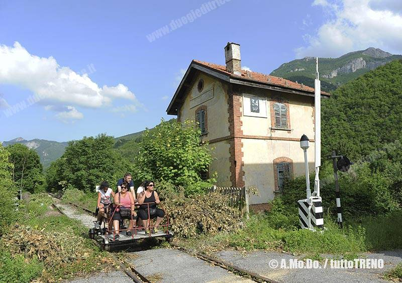 FerroCiclo-ferroviaCevaOrmea-FotoAMoDo_tuttoTRENO_wwwduegieditriceit