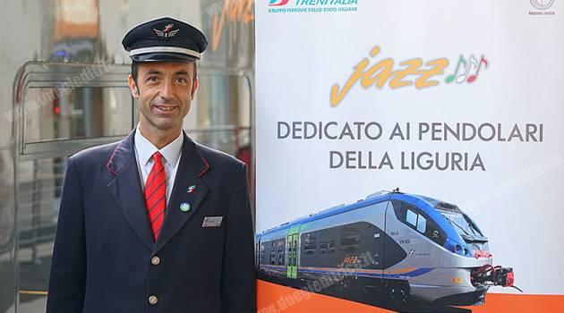 Liguria, consegnati altri 2 Jazz Trenitalia