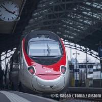 Alstom si aggiudica l'upgrade del sistema di controllo a bordo dei treni ad alta velocità in Svizzera