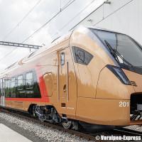 """Stadler, presentato il FLIRT """"Traverso"""" per Südostbahn"""