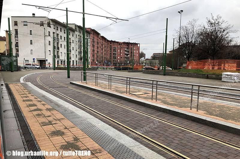 Stazione_Certosa_Capolinea_Tram_24