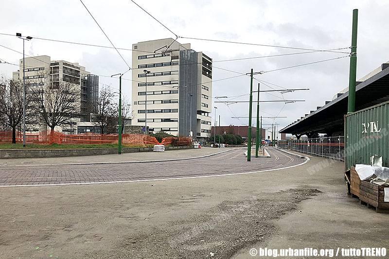 Stazione_Certosa_Capolinea_Tram_28