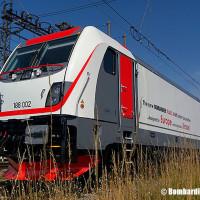 Bombardier, presentata alle principali imprese ferroviarie europee la TRAXX MS3