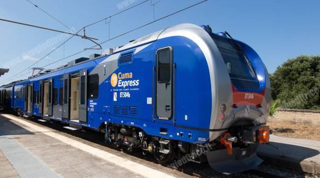 EAV: partito il Cuma Express