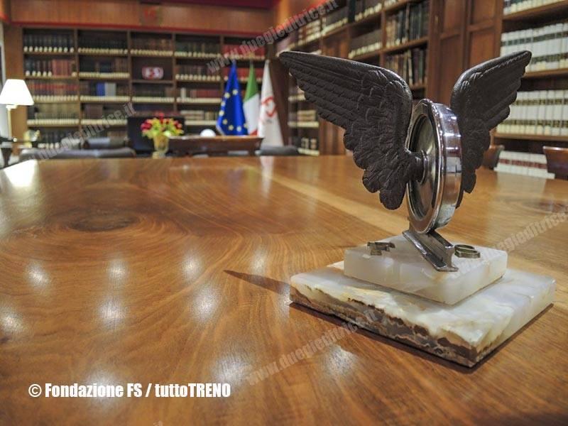 FondazioneFS-Biblioteca-sede-Roma-fotoFondazioneFS_tuttoTRENO_wwwduegieditriceit