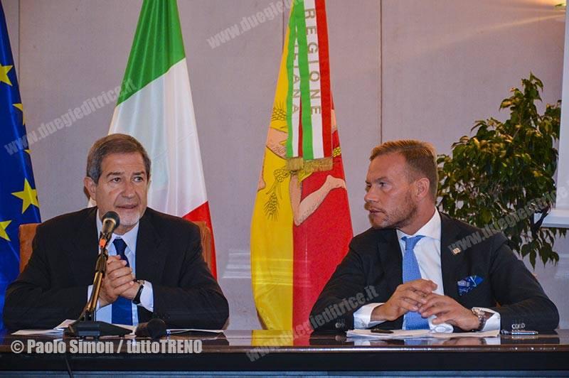 """Sicilia: presentato il programma """"Treni Storici del Gusto 2018″"""
