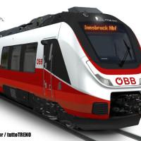 Bombardier, ulteriori 25 Talent3 per ÖBB