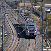 """Attivazione del """"Passante ferroviario Palermo"""", corsa prova da Palermo a Carini"""