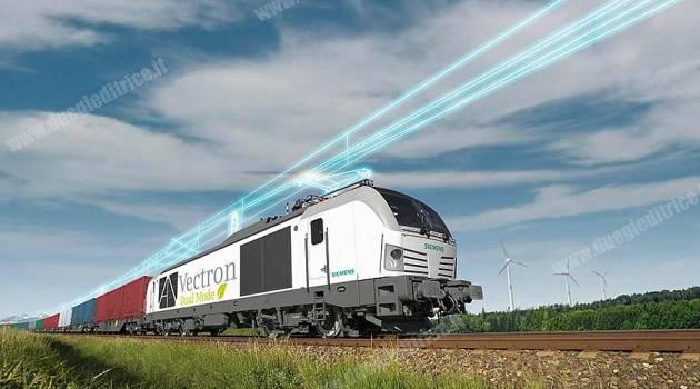 Siemens, arriva la Vectron bimodale elettrico/Diesel