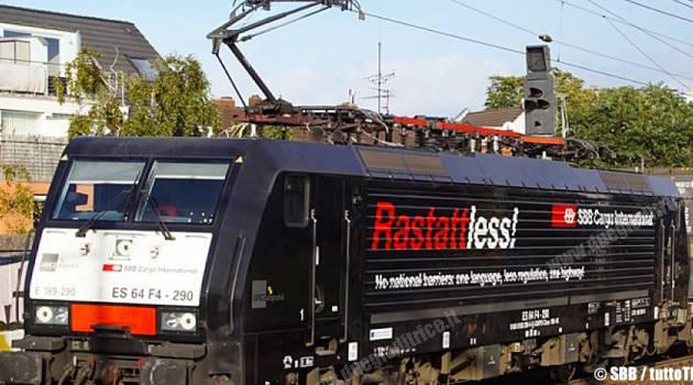 SBB, un anno dopo l'interruzione di Rastatt: migliorata la gestione internazionale delle crisi