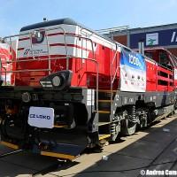 CZ Loko, presentata la 744 105 per Mercitalia Shunting Terminal