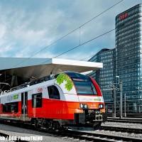 Siemens, altri 6 Desiro ML per ÖBB