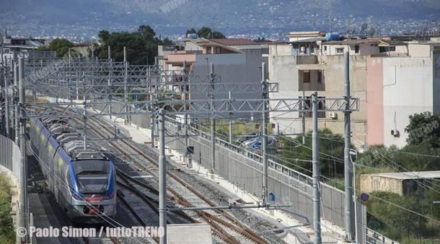 Palermo: riaperto il passante ferroviario