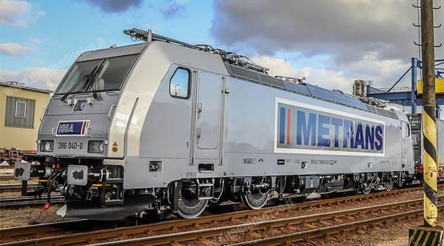 Bombardier, concluse le consegne delle TRAXX MS2 a Metrans