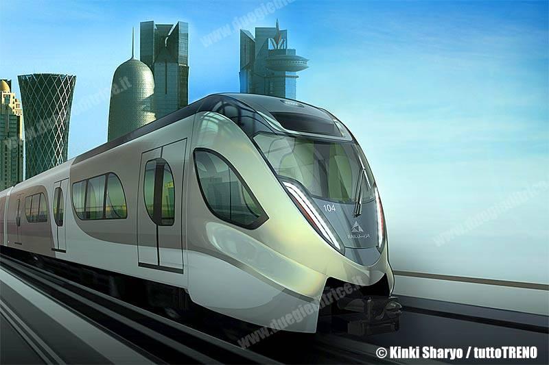 KinkiSharyo-MetroDoha-Qatar