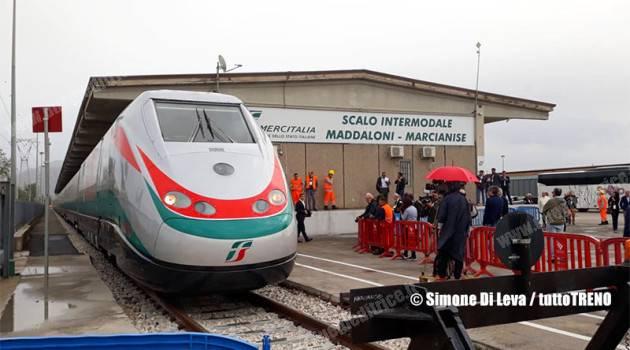 MERCITALIA RAIL HA PRESENTATO L'ETR 500 FAST