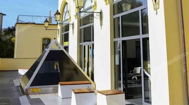 RFI: greenhub alla stazione di Rapallo