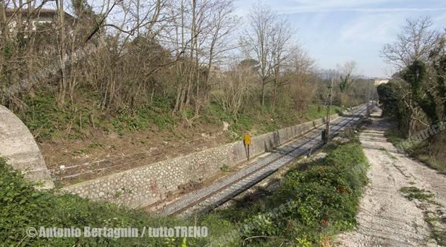 EAV: riaperto l'ultimo tratto della Cancello–Benevento