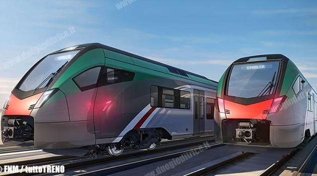 FNM, accordo quadro con Stadler per treni Diesel