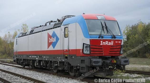 InRail prima impresa ferroviaria italiana ad ottenere il Certificato Unico ERA