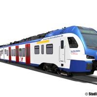 Stadler, 64 nuovi FLIRT per Hannover
