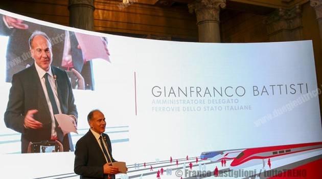 Trenitalia: presentato nuovo orario 2019