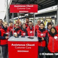 Trenitalia: assistenza al cliente anche per i pendolari