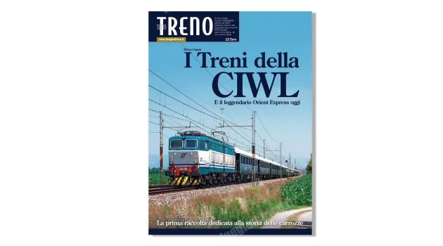 """In edicola """"I Treni della CIWL"""""""