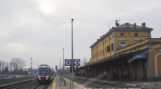Inaugurazione per la riapertura al traffico passeggeri della Savigliano–Saluzzo