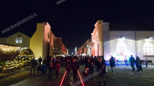 """Al Museo Ferroviario di Pietrarsa i """"Mercatini di Natale Napoli 2018"""""""