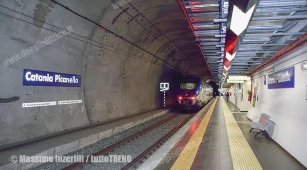 Catania: inaugurata la Fermata Picanello