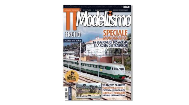 In edicola tuttoTRENO Modellismo n° 76