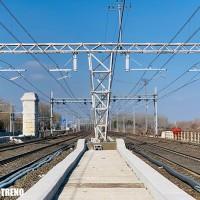 RFI, rinnovata la catenaria sul Ponte della Libertà