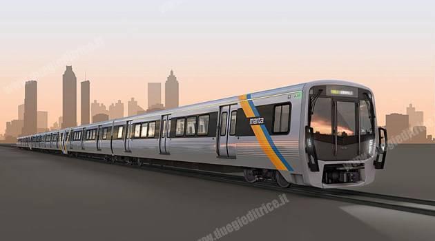 Stadler, ordine di 127 treni METRO per Atlanta