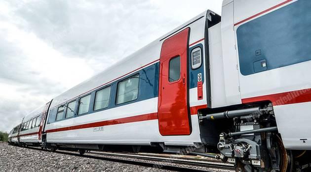 DB, contratto per 23 treni Talgo 230