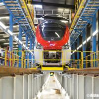 Alstom, presentato il primo Coradia Polyvalent per Léman Express
