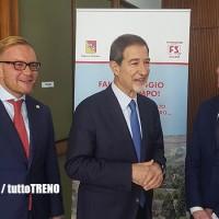 SICILIA: TRENI STORICI DEL GUSTO, PRESENTATO IL PROGRAMMA PER IL 2019