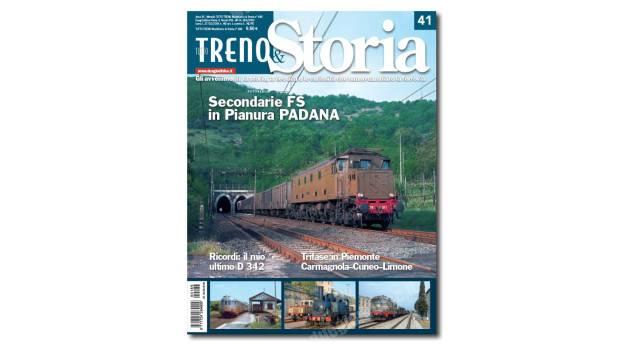 In edicola tuttotreno & storia n° 41