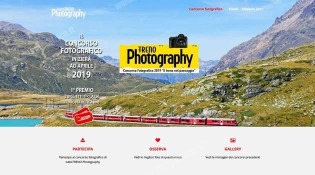 Il nuovo concorso fotografico di tuttotreno