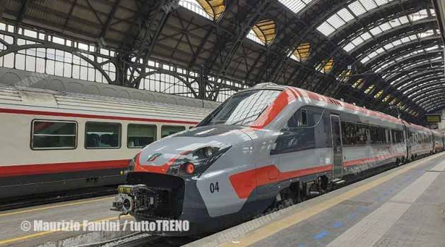 ETR 700 in servizio